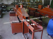 China Extruded Tube Finning Machine Manufacturers , Extruded HIGH Fin Tube Machine factory