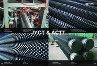 China Welding Studded Tube 1Cr5Mo OD125mm X 8 X 6960mmL Stainless Steel / Carbon Steel factory