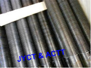 China Carbon Steel HFW Sprial Fin Tubes For Waste Heater Recovery Boiler factory