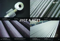 Steel Aluminum Extruded & Serrated Fin Tube For Heat Exchanger Seamless