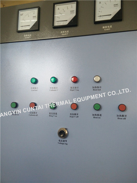High Frequency Welded Finning Machine , Welded Pipe Tube Finning Machine