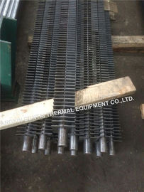 China Carbon Steel Square H Fin Tube Boiler Parts DIN17175 ST35.8 SMLS Material distributor
