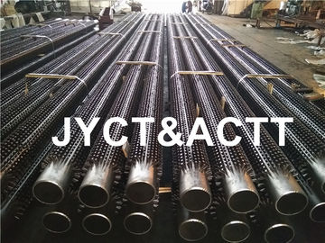 China High Strength Studded Fired Heaters Tube / Welding Pin Tube ASTM A106 distributor