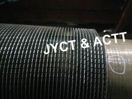 China Helically Wound Welded Serrated Fin Tube For HRSG Boiler / Fired Heater distributor