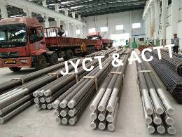 China Seamless HFW Sprial Boiler Fin Tube , Welded Econimizer Fin Tube Carbon Steel Material factory
