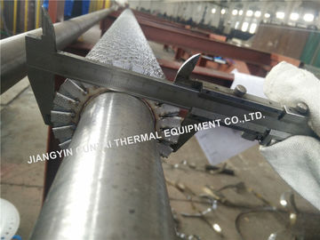 China Seamless Carbon Steel Serrated Fin Tube/ Finned tubes With SA335 P11 Tube Material factory