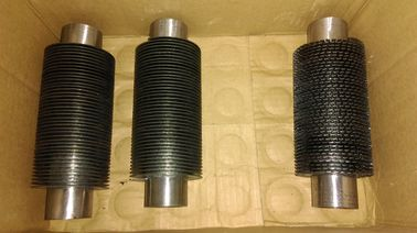 China SA192 Integrated Helical Finned Tube For Heat Exchanger / Pre Heaters Customized distributor