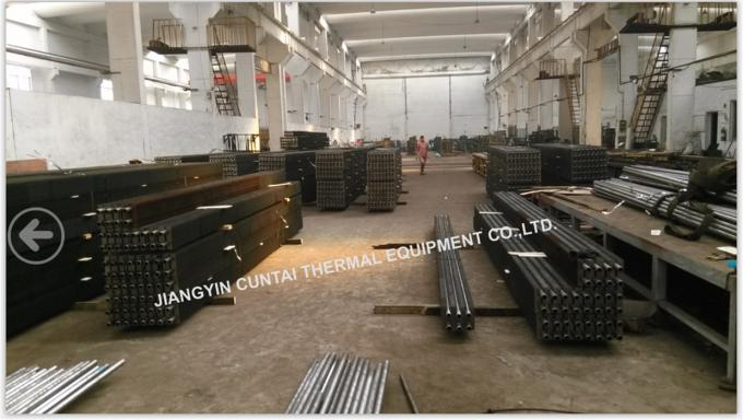 SA192 SMLS HH Spiral Welded Finned Tubes For Heat Exchangers SGS Certificate